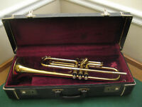 Lamonte Trumpet - Made in Holland - with Nice Original Case and Mouthpiece