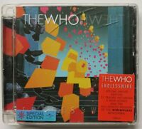 The Who - Endless Wire CD 2006 Inc. Wire & Glass - A Mini Opera 21 Tracks Total