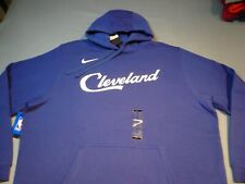 Nike Cleveland Cavaliers City Edition Club BRAND NEW NBA Hoodie Cavs Pullover