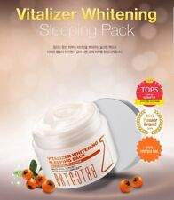 BRTC      Korea Cosmetic Vitalizer Whitening Sleeping Pack 50ml