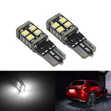2 Stk 168 2825 T-10 Birne Canbus 11 SMD LED Seitenlicht Kennzeichenbeleuchtung