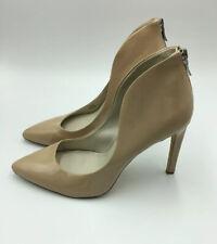 BCBGeneration Conrad Pumps Heels Zipped Back Heel Patent Leather Women Size 12M