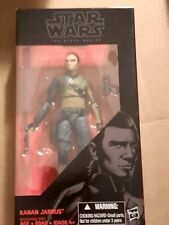 Star Wars Black Series # 19 Kanan Jarrus action figure brand new