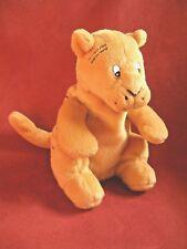 "DISNEY Gund ""Tigger""  from  Classic Pooh Beanie 6"" Plush Stuffed Animal Toy"