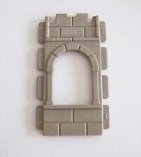 Partie Basse Mur Fenêtre Chateau Ruine 3274 3839 MOYEN-AGE PLAYMOBIL L3347