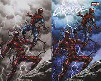 Absolute Carnage 1 Mico Suayan Slabbed Heroes Variant Set Spider-Man 361 Homage