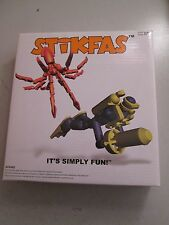 Stikfas Action Figure  Alpha Male Diver And Octopus