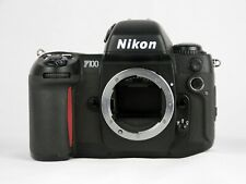 NIKON F100 35mm Film Camera Black – Body Only – For Parts Spares or Repair