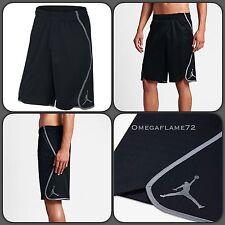 Pantalones cortos de baloncesto Nike Jordan Flight victoria 800916-010, Para Hombre Talla Pequeña Nuevo