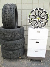 "22"" Chevrolet Tahoe Factory Style Machined Black Wheels 5668 Tires Nexen 2854522"