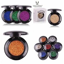 INS Beauty Pro Glitter Eye Shadow Pigment Silver Gold Shimmer Eyeshadow Makeup