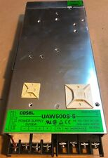 COSEL UAW500S-5 POWER SUPPLY 5V100A