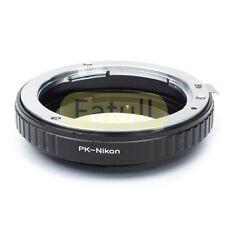 Pixco Macro Pentax Lens to Nikon Adapter D810A D7200 D5500 D750 D810 D5300 D3300