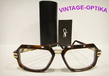 CAZAL 6004 EYEGLASSES COLOR (003) BROWN GOLD AUTHENTIC NEW