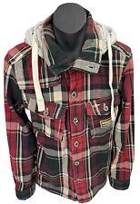 Super Dry The Huntsman Hoody Coat Jacket JPN L Unisex Style MS4HE379