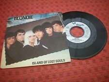 BLONDIE D.HARRY - ISLAND OF LOST SOULS - DRAGONFLY 1982 CHRYSALIS 104272 GERMANY