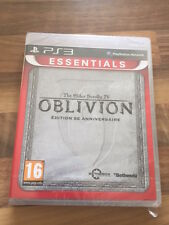 PS3:    OBLIVION      - NEUF / NEW -