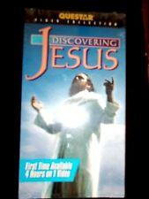 Discovering Jesus 4 hr. VHS movie