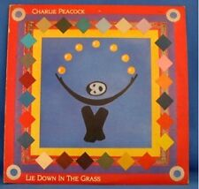 CHARLIE PEACOCK LP RECORD, LIE DOWN IN THE GRASS