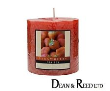 Wax Lyrical/ Essence de parfum Candle Jar (Small) - Strawberry