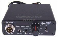 EURO CB EC-990 Camera D'Eco/Riverbero (COBRA/UNIDEN/GALAXY 4 PIN) & Nuovo di zecca in scatola