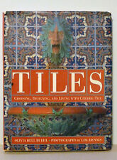 Tiles by Olivia B. Buehl (1996, Hardcover Book) Many Pictures of Tile Ideas