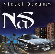 Audio CD Street Dreams / Affirmative Action - Nas - Free Shipping