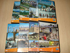 Opera 8 DVD Overland 10 World Truck Expedition For Como IN Bejing IN Bike