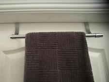 Over Door Double Sided Towel Rail Bathroom / Kitchen