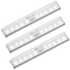 OxyLed Motion Sensor Closet Lights, Cordless Under Cabinet Lightening, Stick-on