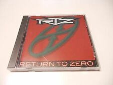 "RTZ ""Return to zero"" Rare AOR cd  Ex Boston  Giant Records 1991"