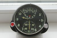 Aviation with stopwatch Panel Watch ACHS -1 АЧС-1 Mig-29  Soviet military