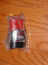 NEW Genuine MILWAUKEE 48-11-2401 12V Volt M12 Red Lithium-Ion OEM Battery Pack