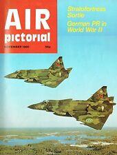 AIR PICTORIAL NOV 80: SWISS AF C-36s/ EUROPE'S B-52Ds/ JARIC @ 40/ LUFTWAFFE PR