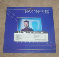 Max Werner Seasons Raido Records LP 1981 Kayak Progressive DJTS
