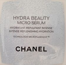 CHANEL HYDRA BEAUTY MICRO SERUM 50ml RIMPOLPANTE INTENSO - SUPER COLLECTION 3X2!