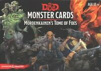 Dungeons & Dragons Spellbook Cards Mordenkainen's Tome of Foes, Cards by Wiza...