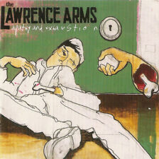 Lawrence Arms, The - Apathy And Exhaustion LP - Punk Vinyl Album NEW Record DL