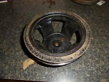 1950-1960 ford v8  6 cyl crank pulley truck  1952,1954,1955,1956,1957,1958