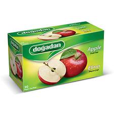 Dogadan Premium Turkish Apple Tea  ( 4 Boxes / 80 teabags ) UK Seller