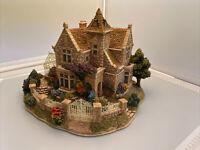 Lilliput Lane Cottage - Green Gables (L2100) - Rare Item