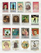 ZENTRALAFRIKANISHE REPUBLIC    - LOT OF  92   STAMPS  - 5 IMAGES