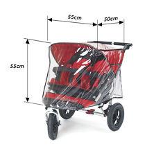 Double Stroller Raincover fantastic value !!!