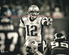 TOM BRADY New England Patriots SB L1 Autographed 8x10 Signed Photo Reprint
