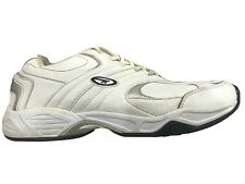 Hi Tec ARGON White GYM Running Trainers Used #2915