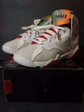 2008 NIKE AIR JORDAN 7 VII HARE YOUTH 7 WOMENS 8 8.5 CDP BORDEAUX OG 3 4 11 6.5