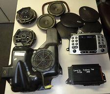 Soundsystem radio BOSE 8102000010 467406860 7352732420 LANCIA LYBRA SW 839 anno 00