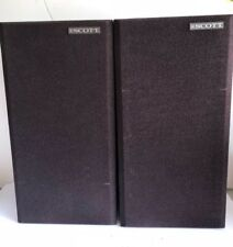 HH Scott Speakers 176BL Speakers Tested/Working