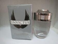 Invictus By Paco Rabanne Aftershave Lotion Men 3.4 oz Read Desc Damaged Box