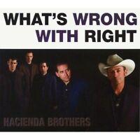 Hacienda Brothers - What's Wrong Mit Rechts Neue CD